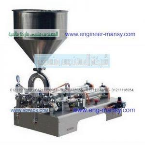 ماكينة تعبئة مياه عبوات